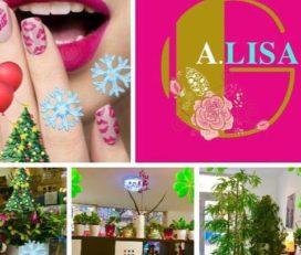 A. Lisa BEAUTY NAILS