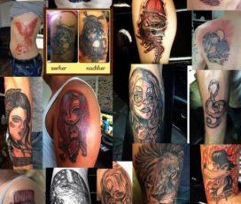 B.Liberty Tattoo