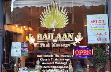 Bailaan Thaimassage Köln-Mülheim