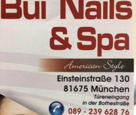 Bui Nails München