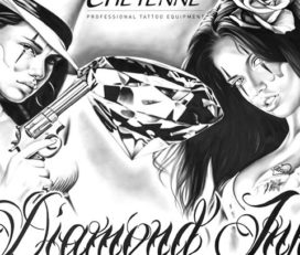 Diamond Ink. Tattoo