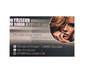Friseursalon Studio11