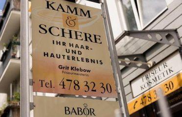 Kamm und Schere – Ihr Haar- und Hauterlebnis in Pankow