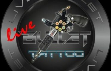 Live Bullet Tattoo