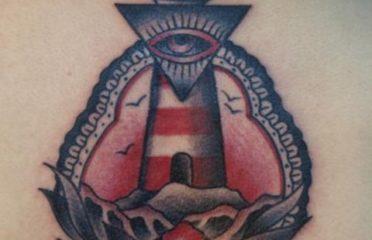 Lost at Sea Tattoo