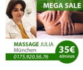 Massage Munchen Julia