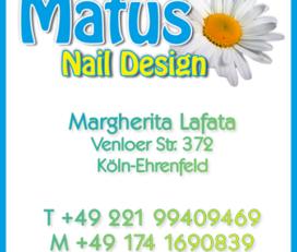 Matus nail Design