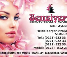 Senziyera Beauty Team Waxing
