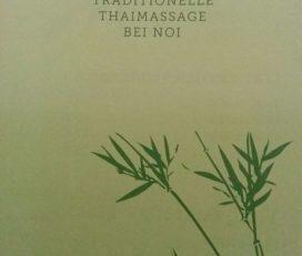 Tammnan Traditionelle Thaimassage Bei Noi