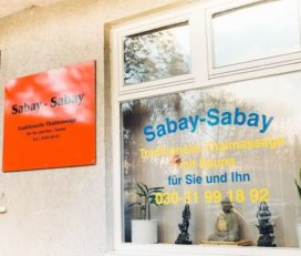 Thai massage berlin – sabay sabay